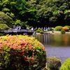 みどりの日に無料開放されていた新宿御苑と小石川後楽園に行ってきた【2017.05.04】