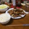 鶏の醤油焼きを夕食に 間が空くと悪い癖が出てしまい困る自分