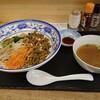 東京・尾久の南北麺館にて、中国武漢名物「熱乾麺」を食べた