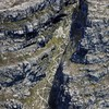 Let's look at Table Mountain in South Africa by satellite image.
