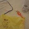 【大阪・神戸】旅行記①:ウェスティンホテル大阪でチェックイン&子供用アメニティ