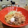 【魚介系まぜ麺 辰爾】3種類のまぜ麺が楽しめる新店(南区旭)