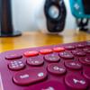 Logicool K380 カラフルで丸っこくてコンパクトでかわいいマルチペアBluetoothキーボード - ロングセラー製品にはワケがある