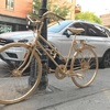 悲しいゴーストバイクを初めて見た〜カナダにもある