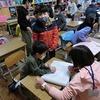 通学団会:新班長決定、新1年生のお迎え準備