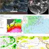 【台風情報】日本の南西には熱帯低気圧・南東にはまとまった雲の塊が存在!今後南東の台風の卵が熱帯低気圧を経て台風26号となって10月下旬に本州へ接近!?気象庁・米軍・ヨーロッパ・NOAAの進路予想は?