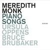 (ECM2374) Meredith Monk: Piano Songs (2012) ピアノの音の淡い色彩感
