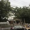 「片山八幡神社」(名古屋市東区)