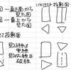 立体の投影図 メモ   02/12 水
