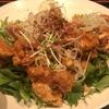 国道沿いの定食屋で、健康的な鶏の唐揚げ定食を~定食屋 つかさ亭(山形県寒河江市)