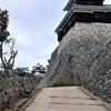 たまには名城を見に歩いて登城