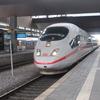 高速列車ICEでアムステルダムへ向かう(GW鉄道旅行欧州編2)