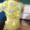 【ユニクロベビー服】どのサイズを買うのがベスト?サイズ感を徹底解剖!【トップス編】