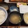 9/10(木)吉野家朝定食、ラーメン