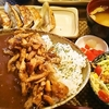 水道橋ランチなら「いわま餃子」! ケバブカレーが美味い!