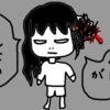 【格闘】ロールブラシに髪が激しく絡まった!【90分】