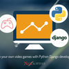 Design your own video games with Python Django development