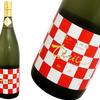 白あん赤福限定発売を記念して白赤ラベルの日本酒を勝手にスタイリスト