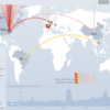 日々のDDoS攻撃を可視化する:The Digital Attack Map by Google