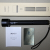 AUKEY Flashlight LT-SET7 高輝度懐中電灯(Amazonクーポン付き)
