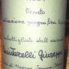 Rosso ca'del merlo Giuseppe Quintarelli 2001