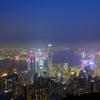 【香港旅行記】 香港の夜景② ビクトリアピーク山頂からの夜景(無料の穴場撮影スポット情報もあり!)