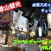【観光】和歌山!白浜のスポットアドベンチャーワールドにとれとれ市場!