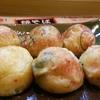 札幌市 たこ焼き たこ八 / たこ焼きをだしで食べてみるも…