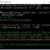 Visual Studio CodeでPHPを使えるようにしてみる