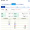 【適示開示】ヨータイ(5357)の中間決算発表と株価への影響
