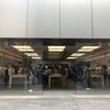 【速報】アップルストア銀座において、iPhone8、iPhone8プラスの当日在庫あり!カラー・容量ともにすべてのiPhoneに在庫ありです。