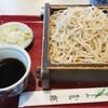 亀鶴/もり蕎麦