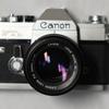 Canon New FD50mm F1.4