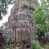 Phnom Bayang Kao Temple (プノンバヤンカオ)遺跡、動画あり。