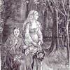 『カーミラ(Carmilla)』第4章「彼女の習慣‐ある日の散策」
