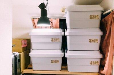 【無印良品の頑丈収納ボックス】イケてるボックスでたくさんの荷物を綺麗にまとめるぞ!