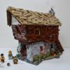 サポーター10,000人達成! レゴ アイデア「Medieval Watermill(中世の水車小屋)」