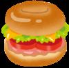 ダイエット中のマクドナルド。月見バーガーが食べれなかった。