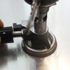 KVASS 遮熱テーブル 天板折り畳み式 ステンレス製!⑥ OD缶用の遮熱板を作ってみました・・・
