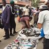ケニアの首都、ナイロビ観光!!謎の恐ろしい軍隊に逮捕されかける!!そしてマサイマーケットに繰り出してみた♬