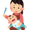 我が子を虫歯から守る為に、どうすればよいのか。可愛い我が子に、キスを我慢し通せることが出来なかった後にするべきこと。