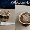 新幹線のスーパープレミアムアイスクリーム
