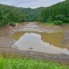 埴生大池(富山県小矢部)