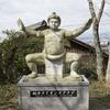 万葉集歌碑~神社たくさん~桜井駅 (早春の山の辺の道 南コース3)