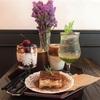 ヨーグルトが美味しいヨンナムドンカフェ、cafe vizan