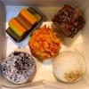 京都『嘯月』秋の上生菓子5種を東京で。新宿高島屋「京都航空便」で予約してみました。