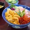 積丹の海と海鮮丼「純の店」