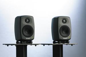 GENELEC 8010A 〜ペア10万円以下!サイズで比べるビギナー向けモニター・スピーカー