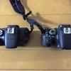 久々にカメラ(キヤノンのEOS Kiss X9i)を買いました。ボディのみ。