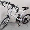 スペア(SPEAR)というメーカーの自転車をネットで買ってみた